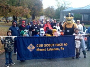 Events - Cub Scout Pack 65 - Mt  Lebanon, Pennsylvania